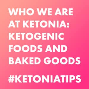 The Mother-Son Duo Behind Ketonia: Ketogenic Foods and Baked Goods - Font