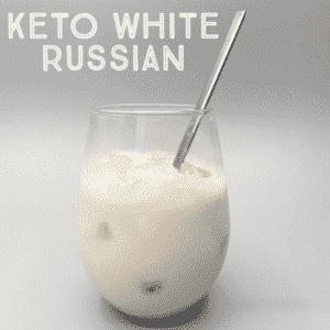Keto White Russian