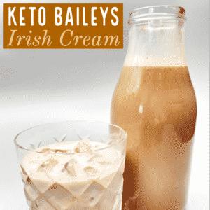 Keto Baileys Irish Cream