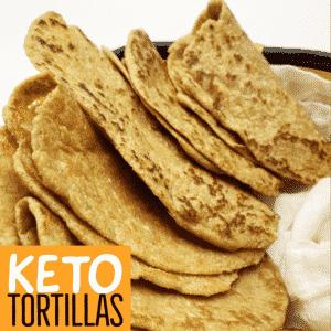 Keto Tortilla