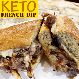 Keto French Dip