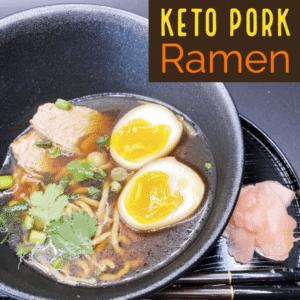 Keto Pork Ramen