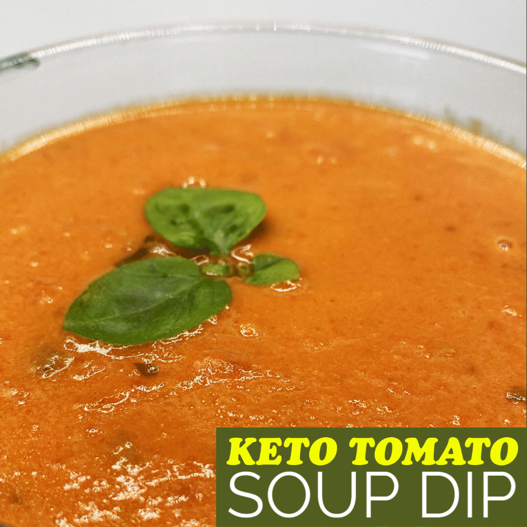 Keto Tomato Soup Dip