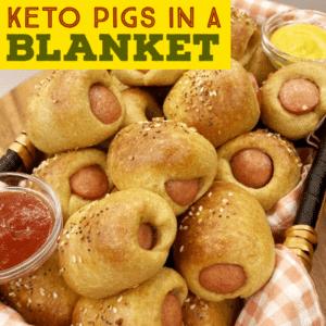 Keto Pigs In A Blanket